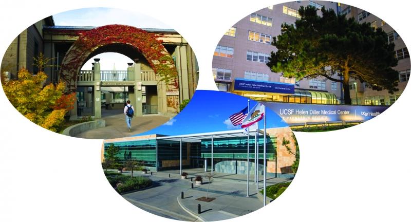 UC Berkeley Haas School of Business, UCSF, Johnson & Johnson Innovation.
